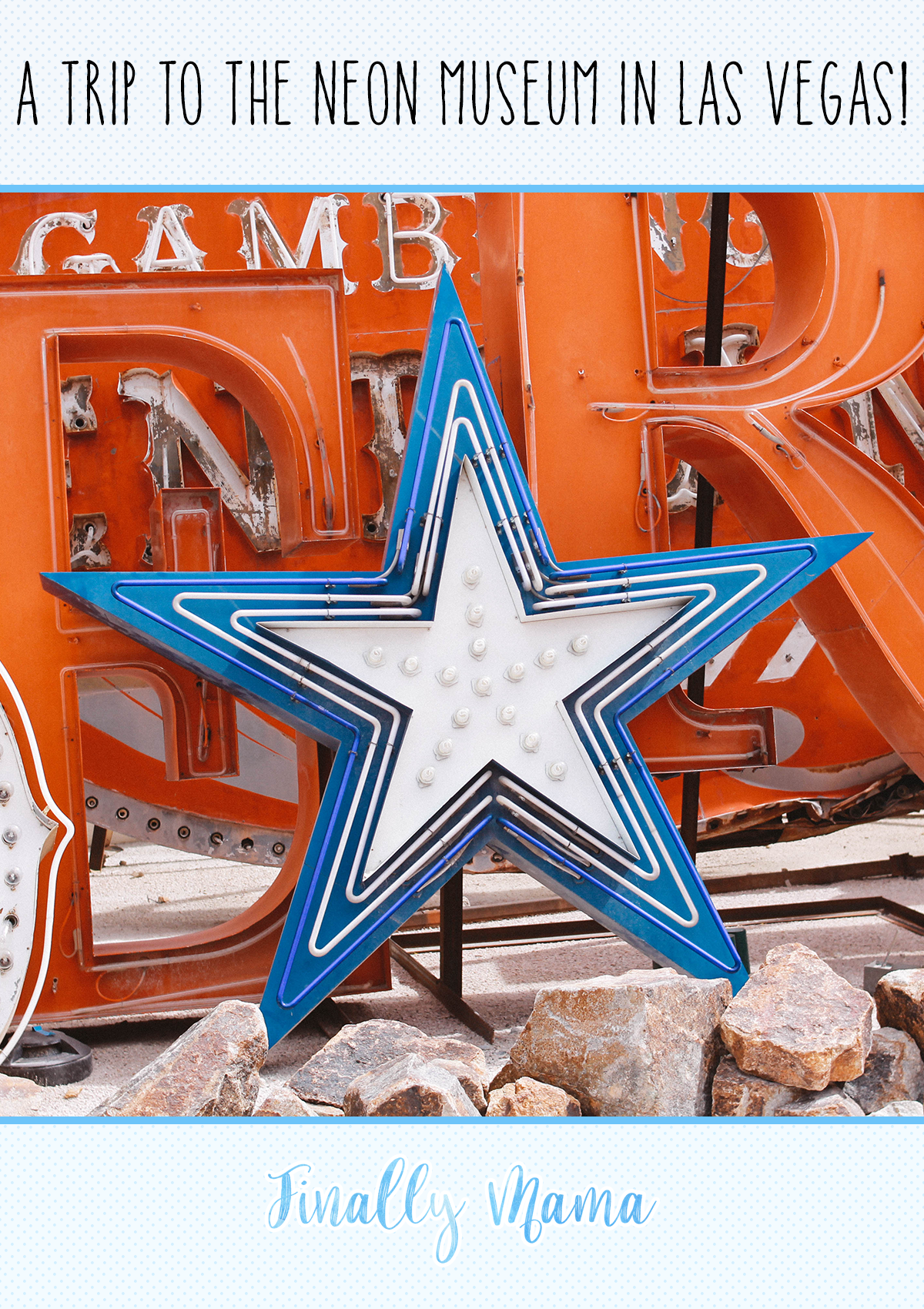 A Trip To The Neon Museum In Las Vegas!