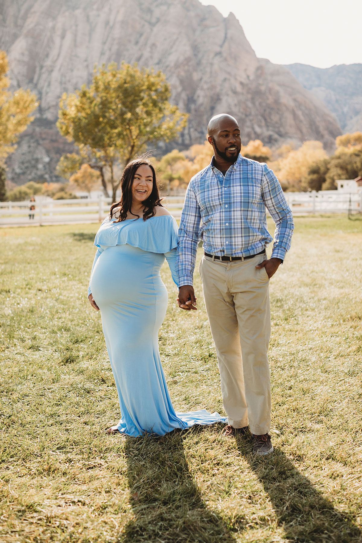 Baby Boy #2: Maternity Pictures!
